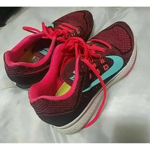 NIKE ZOOM STRUCTURE WOMENS RUNNING SHOES Size 9.5